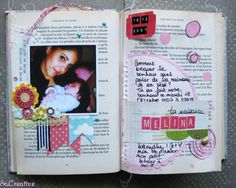 another example of a Happy LIttle Moments Book