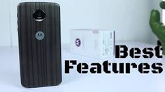 Watch the detail information about Moto z-play gestures you must need to know.