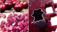 Domácí medvídci Plum, Raspberry, Sweet Tooth, Med, Fruit, Cooking, Smoothie, Recipes, Pineapple