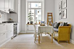 Cozinha | Kitchen via Bjurfors