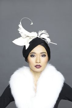 Lilian Gish.Winter Couture Collection