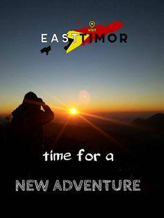 time for a new adventure #Timor-Leste www.visiteasttimor.com