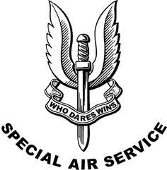 Special Air Service.