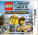 LEGO City Undercover: The Chase Begins 3DS ReleasedApr 21, 2013 $29.99 Nintendo 3DS