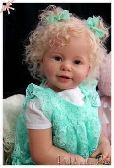 Custom Order for Reborn Katie Marie Toddler by bushelandapeckdolls