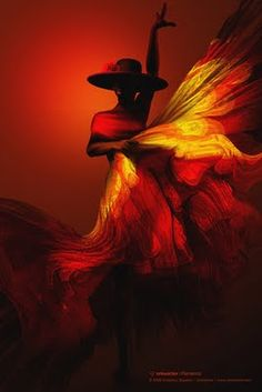 THE FOUNDATION OF LIFE: Spanish Gypsy and Flamenco Dance History