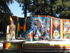 South Side Park Murals