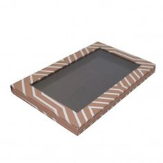 Z Palette Large - Rose Gold Chevron (Makeup Geek Exclusive) - New Items