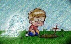 When a child's pet dies, here is some helpful advice to help them process their loss.