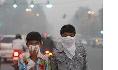India admits Delhi matches Beijing for air pollution threatening public health!