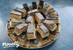 Grízes-mézes süti | Nosalty My Recipes, Cooking Recipes, Hungarian Recipes, Winter Food, Cake Cookies, Food Hacks, Apple Pie, Food And Drink, Muffins