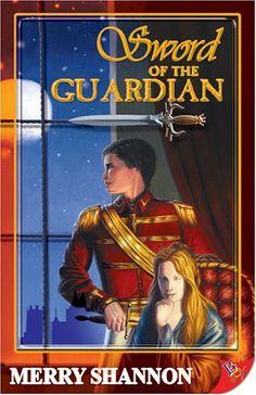 Sword of the Guardian (Legends of Ithyria) by Merry Shannon,http://www.amazon.com/dp/1933110368/ref=cm_sw_r_pi_dp_repWsb1TXA64N26A