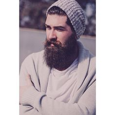 Lane Toran - beautiful full thick dark beard and awesome mustache beards bearded man men mens' style handsome #beardsforever