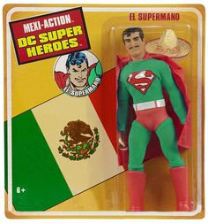 Meanwhile in Mexican toy stores...omg!!! Hilarious!