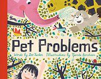 Children's book cover design for Make art that sells illustrating Children's books 2017 - Tjarda Borsboom