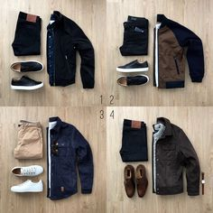 #menshair #menshaircut #mensstyle #mensfitness #mensboots #menswatch #casualoutfit #casualfashion #denimjacket #denim #chino #gqmagazine #gqstyle #gq #manliness #layers #hugo #hugoboss #armaniexchange #soho #lastyle #nystyle #whatiwear