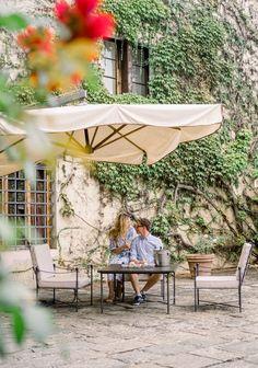 Engagement in Tuscany Italy destination wedding photographers - Kir & Ira photography Tuscany Italy, Destination Wedding Photographer, Florence, Photographers, Villa, Patio, Engagement, Outdoor Decor, Home Decor