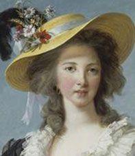 La confidente de la reine Marie-Antoinette (1749-1793) Dotée d'un physique charmant et de l'esprit « le plus attrayant et le plus solide », Yolande de Polastron, mariée au comte Jules de Polignac en 1767, neveu de « Madame Etiquette », rencontre pour la première fois la dauphine Marie-Antoinette à Versailles en 1770 à l'occasion de son mariage.  - See more at: http://www.chateauversailles.fr/l-histoire/personnages-de-cour/epoque-louis-xvi/madame-de-polignac#sthash.p9KeIytI.dpuf