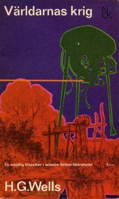 War of the Worlds - Natur och Kultur, 1966