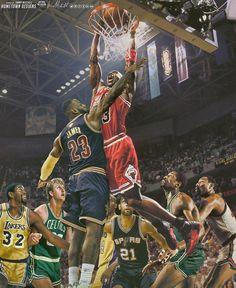 The best-The only Michael Jordan Michael Jordan Art, Kobe Bryant Michael Jordan, Michael Jordan Pictures, Michael Jordan Basketball, Basketball Legends, Sports Basketball, Basketball Players, Mike Jordan, Basketball Design