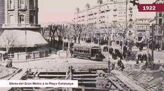 Els primers 90 anys del metro de Barcelona