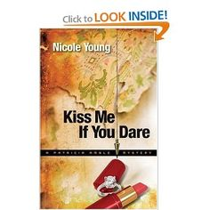 Kiss Me If You Dare (Patricia Amble Mystery Series #3)