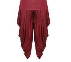 Learn all about making salwar pants - Dhothi pants, Patiala Pants, Palazzo pants and churidhar pants - make patterns and sew them for yourself.