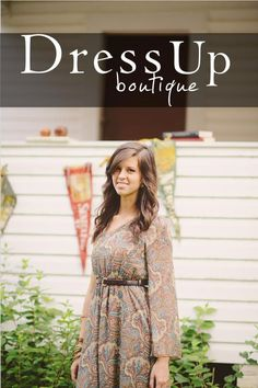 5 OTP locations for Dress Up Boutique, such cute clothes and accessories!