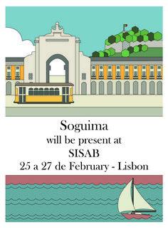 Soguima will be present at SISAB. 26 and 27 February - Lisbon Lisbon, Taj Mahal, February, Presents, Building, Travel, Cod, Middle, Desserts
