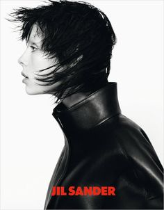 Jil Sander has just released the new campaign images for the F/W 2013 season and it features Edie Campbell for the womenswear. Web Banner Design, Design Web, Fashion Photography Inspiration, Photoshoot Inspiration, Jil Sander, Campaign Fashion, Fashion Advertising, Hair Reference, Fashion Poses