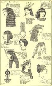 Ancient Middle East Hairstyles Google Search Ancient Egyptian Art Ancient Egypt Egyptian Art