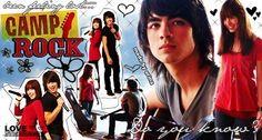 joe and demi - Camp Rock 2 Photo - Fanpop Joe Jonas, Demi Lovato, Disney Channel, Demi And Joe, Camp Rock, Jonas Brothers, 2 Photos, Childhood Memories, Musicals
