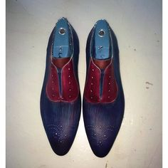 New model #Handmade #shoes is getting ready. Visit, www.emillosanto.com
