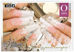 Bride Collection... Para Siempre! Organic® Nails