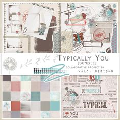 Typically You bundle :: Collections :: Memory Scraps