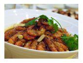 Attack Phase - Spicy Shrimp recipe