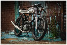 '79 General 5 Star Moped - RogueBuilds - Pipeburn - Purveyors of Classic Motorcycles, Cafe Racers & Custom motorbikes