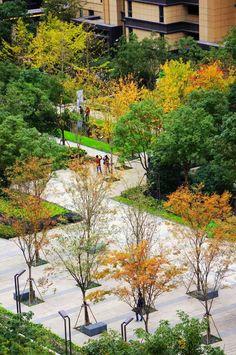 盘点:2016年绿地6大精品住宅景观项目
