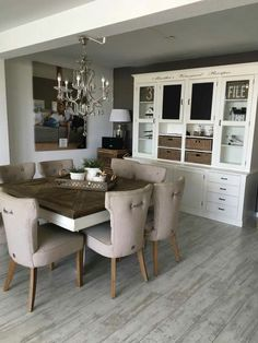Dinner Table, My Dream Home, Dining Bench, New Homes, Room Decor, Schmidt, Inspiration, Furniture, Kitchen Ideas