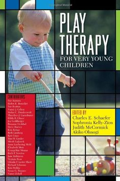 Play Therapy for Very Young Children. Book will help the clinician to conceptualize the worlds of infants and toddlers, and explain the specific play therapy interventions that can be effectively utilized. Play Therapy Techniques, Therapy Tools, Art Therapy, Therapy Ideas, Counseling Techniques, Speech Therapy Activities, Therapy Worksheets, School Psychology, Psychology Books