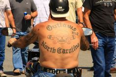 My home state. Biker Clubs, Motorcycle Clubs, Outlaws Motorcycle Club, Biker Gear, Black N White, Old School, Harley Davidson, Ted, Anarchy