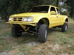 25 Best Bronco II frame with Ford Ranger cab off road toy  images in