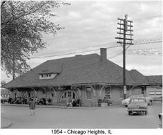 Chicago Heights, IL Free Genealogy Search, Chicago Heights, Down South, Illinois, Posts, Park, History, Usa, House Styles