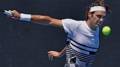 Roger Federer Registers Comfortable Win after His Big Return #AustralianOpen, #RogerFederer #celebritynews celebrityinsider.org #Sports #celebrityinsider #celebrities #celebrity #rumors #gossip