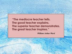 Inspirational Quotes About Education And Teaching