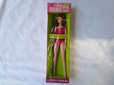 VINTAGE MISS SHEREE LEE BARBIE CLONE DOLL M&S SHILLMAN INC. UNOPENED