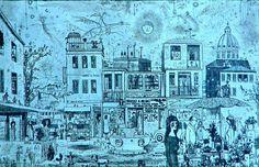 Gross Arnold Paintings, Illustration, Art, Art Background, Paint, Painting Art, Illustrations, Kunst, Performing Arts