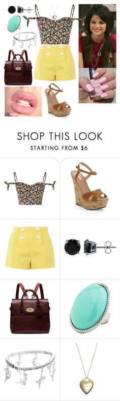 """""""Untitled #114"""" by stinze on Polyvore featuring Waverly, Glamorous, Schutz, Boutique Moschino, BERRICLE, Mulberry, Charlotte Russe and Crislu"""