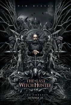 The Last Witch Hunter (2015) 11x17 Movie Poster