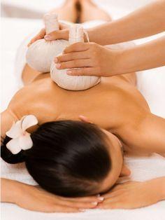 verdadero masaje de próstata asiático en un spa